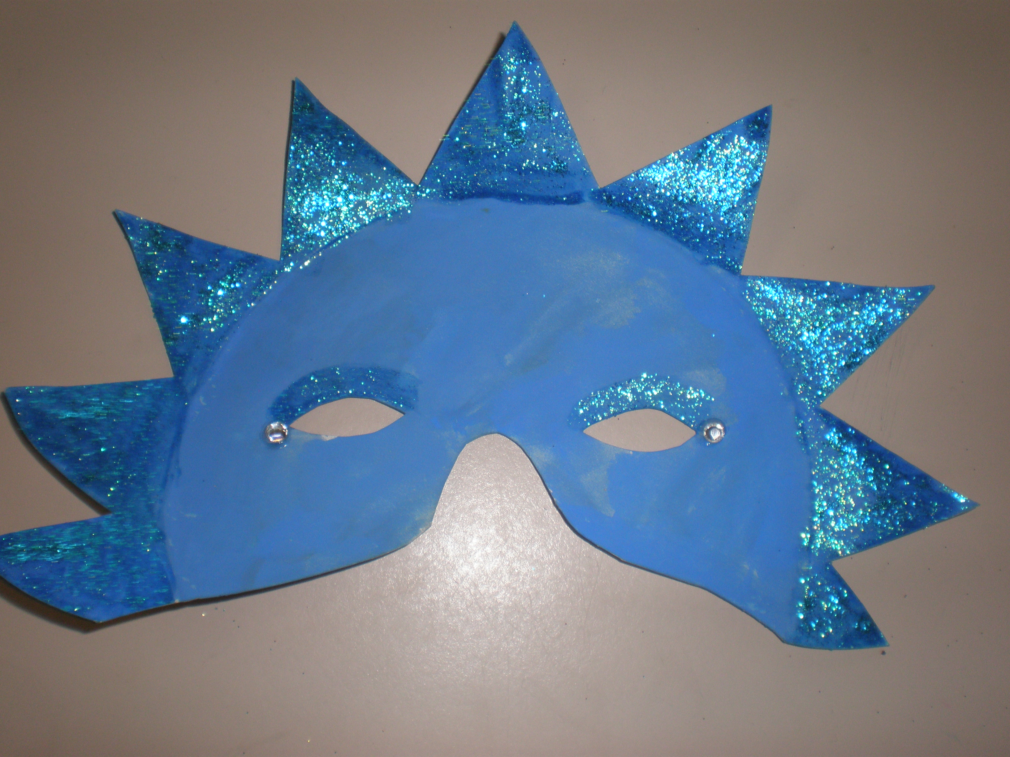 Carnaval madame delphine - Masque de carnaval a fabriquer ...